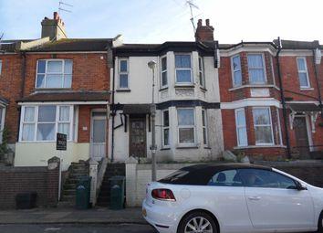Thumbnail 4 bedroom terraced house to rent in Ewhurst Road, Brighton