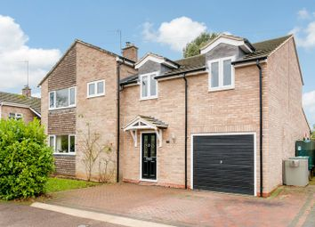 Thumbnail 5 bed detached house for sale in Heath Close, Milcombe, Banbury