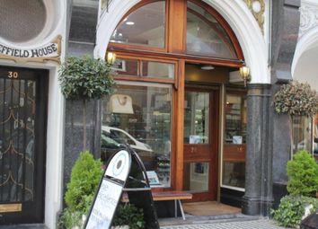 Thumbnail Retail premises to let in Marylebone, London