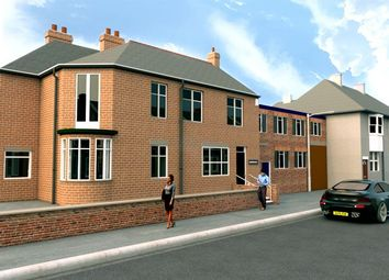 Thumbnail 2 bed flat for sale in Cestria House, Chester Le Street