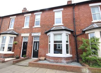 Thumbnail 4 bed terraced house for sale in 15 Eldred Street, Carlisle, Cumbria