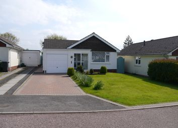 Thumbnail 3 bed detached bungalow for sale in Stoats Close, South Molton