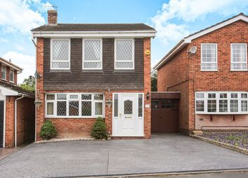 Thumbnail 3 bed detached house to rent in Poynton Road, Shawbury, Shrewsbury