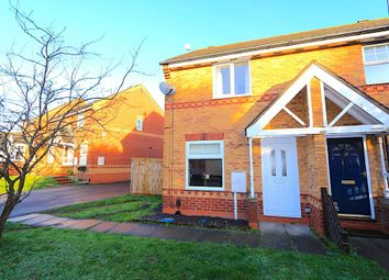Thumbnail 2 bed semi-detached house for sale in Nether Field Way, Thorpe Astley, Braunstone, Leicester