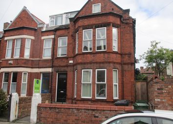 Thumbnail 2 bed flat to rent in Osborne Road, Wirral