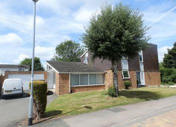 Thumbnail 5 bed detached house for sale in Okebourne Park, Liden, Swindon