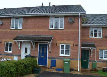 Thumbnail 2 bed terraced house to rent in Mendip View, Street