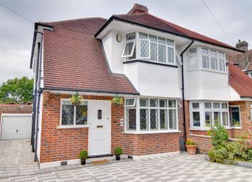 Thumbnail 3 bedroom semi-detached house for sale in Christian Fields, London