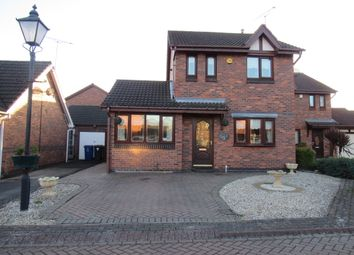 Thumbnail 3 bed detached house for sale in Grampian Close, Doncaster