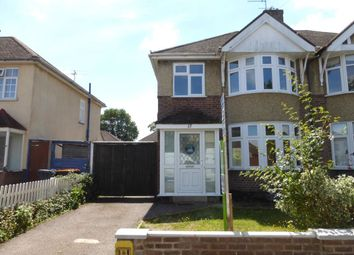 Thumbnail 3 bed semi-detached house to rent in Harewood Road, Elstow, Bedford