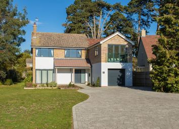 Thumbnail 5 bed detached house for sale in Norwood Avenue, Southmoor, Abingdon