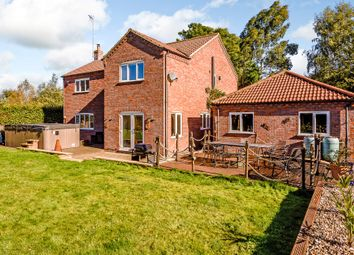 Thumbnail 4 bed detached house for sale in Happisburgh Road, North Walsham