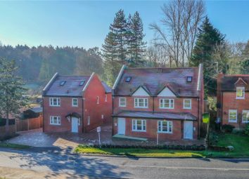 Thumbnail 3 bed semi-detached house for sale in Marydel, Copthall Green, Upshire, Essex