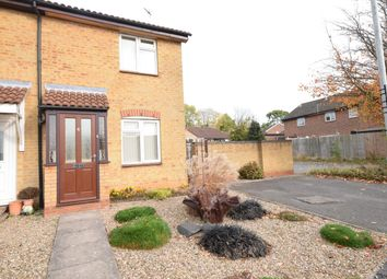 Thumbnail 2 bed town house to rent in Meadow Court, Narborough, Leicester