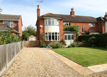Thumbnail 3 bed semi-detached house for sale in Mill Drove, Bourne, Lincolnshire