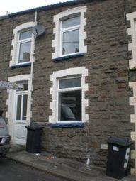 Thumbnail 3 bed terraced house to rent in Evan Street, Treharris, Merthyr Tydfil