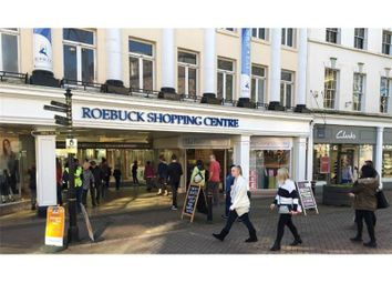 Thumbnail Retail premises to let in Unit 4, Roebuck Shopping Centre, High Street, Newcastle-Under-Lyme, Staffordshire, UK