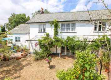 Thumbnail 4 bedroom semi-detached house for sale in Church Road, Lympstone, Exmouth