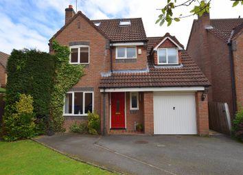 4 bed detached house for sale in The Oaks, Little Eaton, Derby DE21