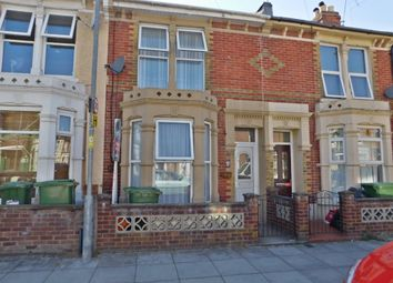 Thumbnail 3 bedroom terraced house for sale in Wallace Road, Portsmouth
