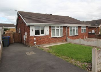 Thumbnail 2 bed bungalow for sale in June Road, Adderley Green, Stoke-On-Trent