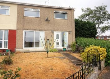 Thumbnail 3 bed end terrace house for sale in Lime Court, Newport