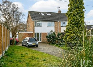 Thumbnail 3 bed semi-detached house for sale in Downs View, Burham, Rochester, Kent