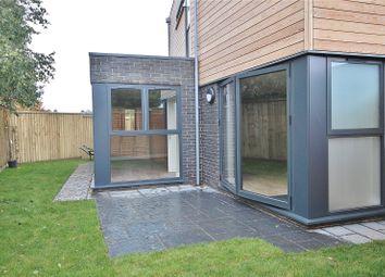 Thumbnail 1 bedroom flat for sale in Edington Grove, Henbury, Bristol