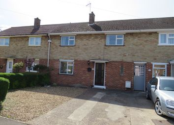 Thumbnail 3 bedroom terraced house for sale in Shamrock Close, Stanground, Peterborough
