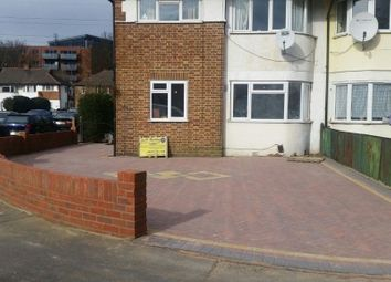 Thumbnail 2 bed terraced house to rent in Liberty Avenue, Colliers Wood, London