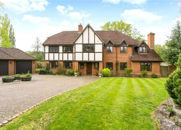 5 bed detached house for sale in Churchill Drive, Knotty Green, Beaconsfield, Buckinghamshire HP9