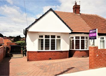 Thumbnail 2 bed bungalow for sale in Ridgeway Crescent, Sunderland