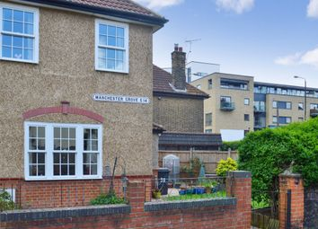 2 bed end terrace house for sale in Manchester Grove, London E14