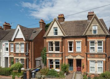Thumbnail 4 bedroom semi-detached house for sale in Cromwell Road, Canterbury, Kent