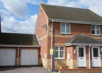 Thumbnail 2 bedroom property to rent in Meadenvale, Parnwel, Peterborough
