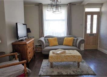 Thumbnail 3 bed terraced house for sale in Manor Road, Hastings