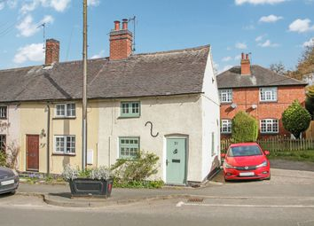 Main Street, Higham-On-The-Hill, Nuneaton CV13. 2 bed cottage for sale