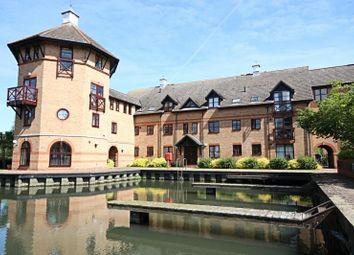 Thumbnail 2 bed flat to rent in Lawrence Moorings, Sheering Mill Lane, Sawbridgeworth, Herts