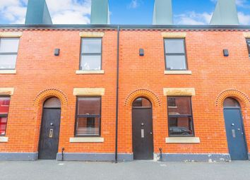 Thumbnail 2 bed terraced house to rent in Reservoir Street, Salford