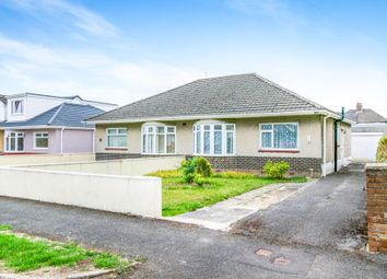 Thumbnail 2 bed bungalow to rent in Taylor Road, Bridgend