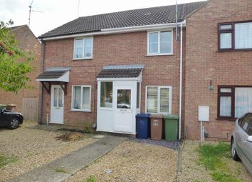 Thumbnail 2 bed terraced house to rent in Payne Avenue, Wisbech