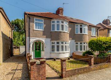 Thumbnail 3 bed semi-detached house for sale in Cleveland Road, Isleworth