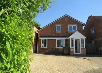 Thumbnail 4 bed detached house for sale in Beaufort Drive, Duston, Northampton