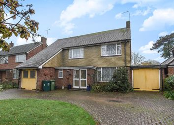 Thumbnail 3 bed detached house for sale in Pine Wood, Lower Sunbury