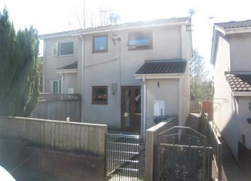 Thumbnail 1 bed semi-detached house for sale in Mount Pleasant, Malpas Road, Newport