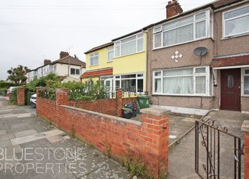 Thumbnail 3 bed terraced house to rent in Overton Road, Greenwich