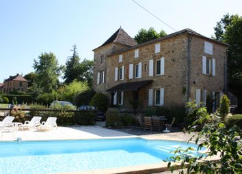 Thumbnail 8 bed property for sale in Nr Gourdon, Lot, 46100, France