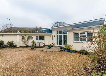 Thumbnail 4 bed detached bungalow for sale in Station Road, Impington, Cambridge