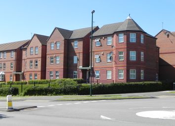 Thumbnail 2 bed flat to rent in Gilbert Close, Deansgate, Nottingham