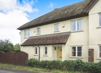 Thumbnail 3 bed terraced house for sale in Green Acre, Halberton, Tiverton